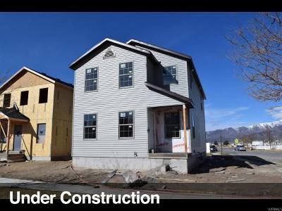 Eagle Mountain Single Family Home For Sale: 1796 E American Way #18