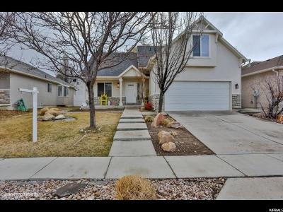 West Jordan Single Family Home For Sale: 6934 S Jordan Close Cir.
