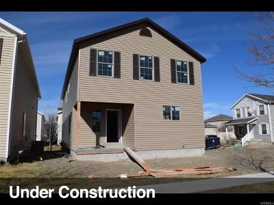 Eagle Mountain Single Family Home For Sale: 1805 E American Way #18
