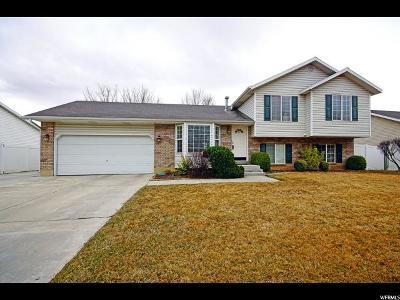Lehi Single Family Home For Sale: 1756 N Summer Crest Dr.