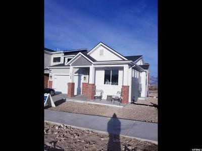 Herriman Townhouse For Sale: 14238 S Bella Vea Dr W #9