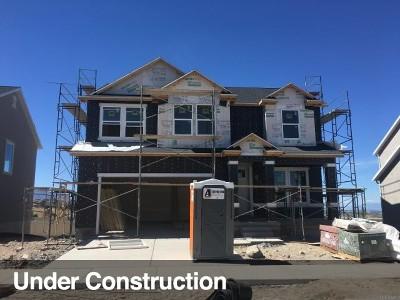 Herriman Single Family Home For Sale: 4472 W Bartlett Dr #105