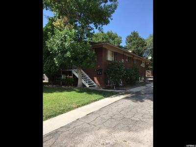 American Fork Multi Family Home For Sale: 85 E 100 S
