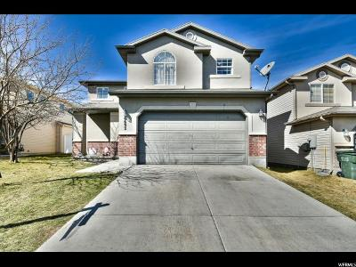 West Jordan Single Family Home For Sale: 6692 Leichen Ct