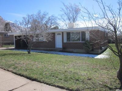 Ogden Single Family Home For Sale: 703 E 950 N