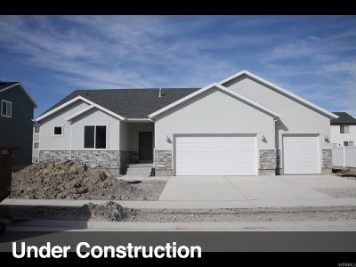 Eagle Mountain Single Family Home For Sale: 4757 N Goosefoot