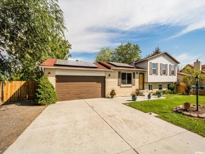 Riverton Single Family Home For Sale: 2182 W Gregory Ave S