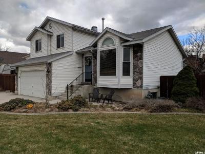 Midvale Single Family Home For Sale: 7138 S 230 E