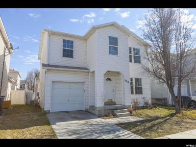 Clinton Single Family Home For Sale: 2018 N 2165 W