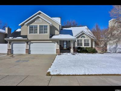 Sandy UT Single Family Home For Sale: $465,000