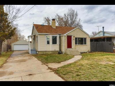 Layton UT Single Family Home For Sale: $219,900