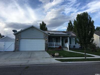 Eagle Mountain Single Family Home For Sale: 2049 E Juniper Dr