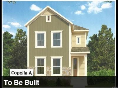 Lehi Single Family Home For Sale: 2439 N Holbrook Way W