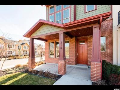 Ogden UT Townhouse For Sale: $282,500