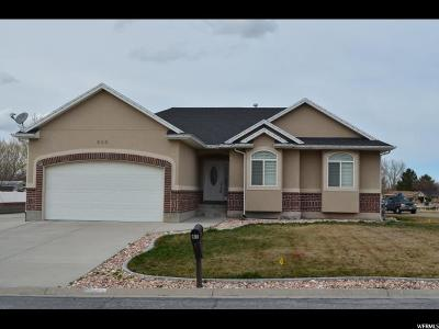 Stansbury Park Single Family Home For Sale: 200 Country Club Dr