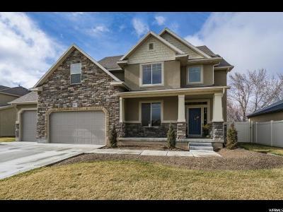 Layton UT Single Family Home For Sale: $425,000
