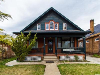 Salt Lake City Single Family Home For Sale: 1120 S 500 E