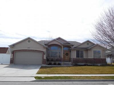 Riverton Single Family Home For Sale: 3757 W 12320 S