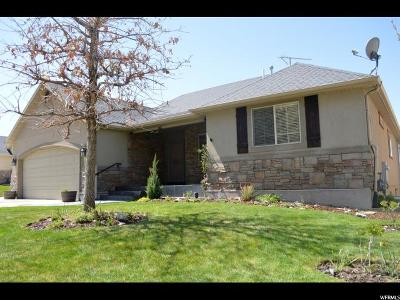 Cedar Hills Single Family Home For Sale: 10283 N Tamarack Way #32