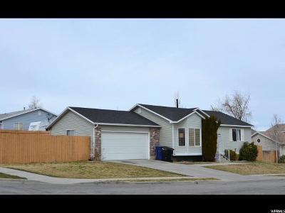 Salt Lake City Single Family Home For Sale: 5470 W Sunfalls Ct S