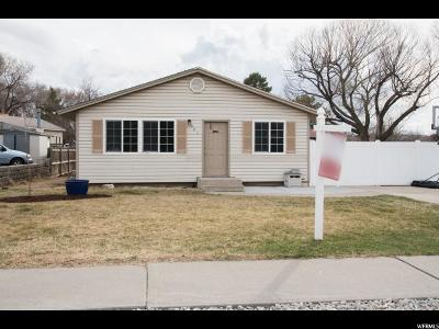 American Fork Single Family Home For Sale: 321 W Pacific Dr N