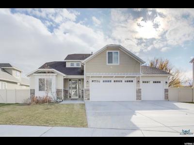 Lehi Single Family Home For Sale: 862 E 1630 S