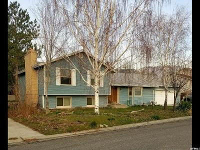 Stansbury Park Single Family Home For Sale: 32 Lakeview