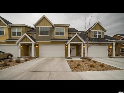 West Jordan Townhouse For Sale: 1638 W Calais Villas Way S #63