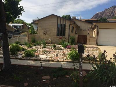 Ogden UT Single Family Home For Sale: $250,000