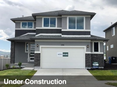 Herriman Single Family Home For Sale: 5201 W Koppers Ln #628