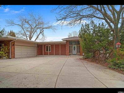 Ogden Single Family Home For Sale: 1235 E 5500 S