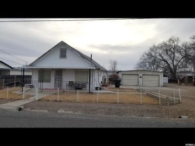 Price UT Single Family Home For Sale: $92,000