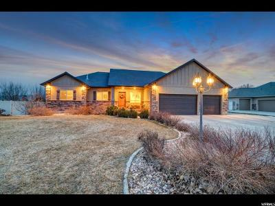 Nibley Single Family Home For Sale: 3245 S 600 W