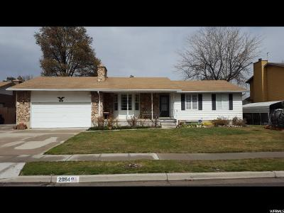 Taylorsville Single Family Home For Sale: 2094 W Quailstone Dr