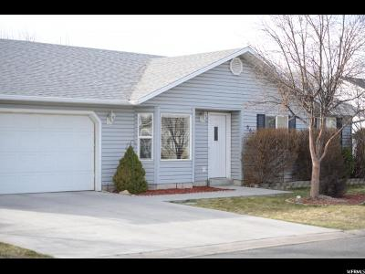 Logan Single Family Home For Sale: 663 N 430 W