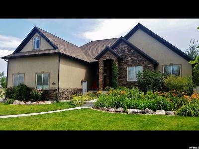 Herriman Single Family Home For Sale: 6017 W Heritage Hill Dr S