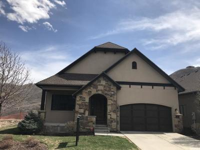 Draper Single Family Home For Sale: 14593 S Chaumont Ct