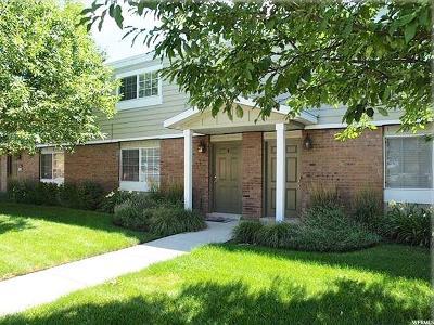 Salt Lake City UT Condo For Sale: $179,900