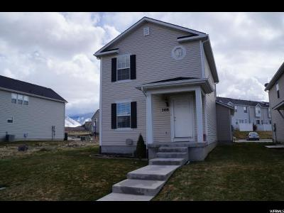 Tooele UT Single Family Home For Sale: $207,900