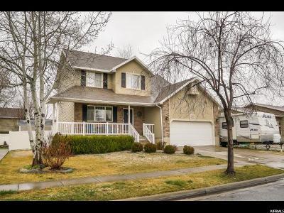 Layton UT Single Family Home For Sale: $319,900