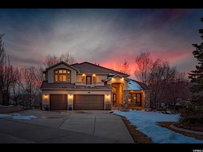Draper Single Family Home For Sale: 12262 S Doral Pl.
