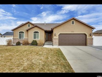 West Jordan Single Family Home For Sale: 8333 Skyline Arch Dr