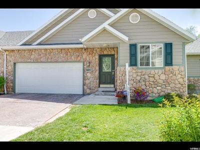 Sandy Single Family Home For Sale: 520 E Purple Lilac Ln
