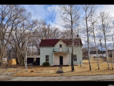 Orangeville UT Single Family Home For Sale: $50,000