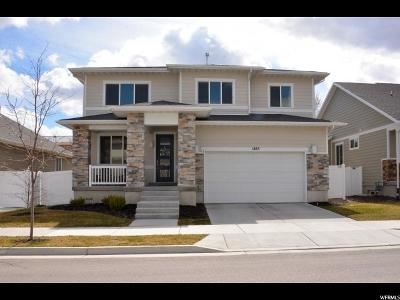 South Jordan Single Family Home For Sale: 1883 W Kamari Dr
