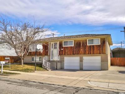 Brigham City Single Family Home For Sale: 811 S Douglas Dr