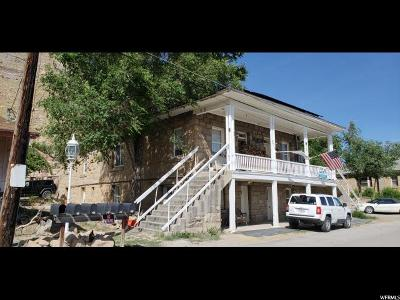 Helper Multi Family Home For Sale: 630 Railroad Ave