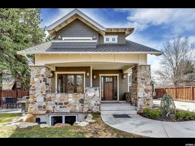Salt Lake City Single Family Home For Sale: 2807 S Connor St