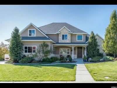 American Fork Single Family Home For Sale: 1275 N 1190 E