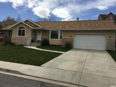 Payson Single Family Home For Sale: 324 S 1100 E